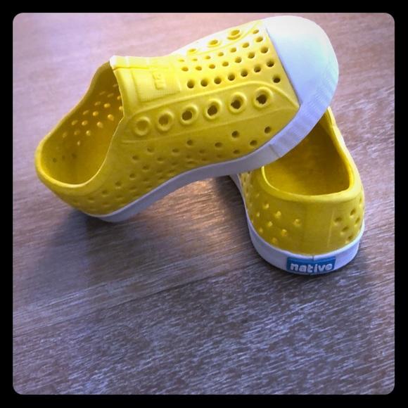 Jefferson Child Native Shoes C5